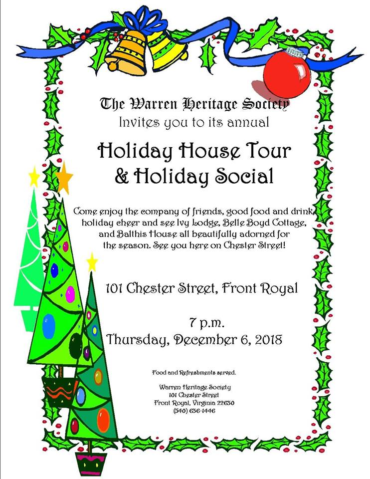 WHS Holiday House 2018