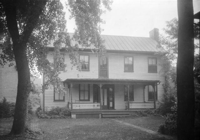 Belle Boyd Cottage (black and white) -