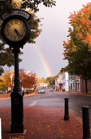 Rainbow Over Mainstreet