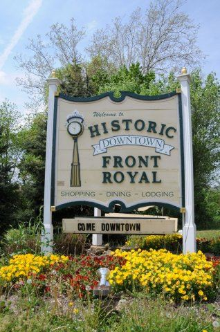 Welcome to Historic Downtown Front Royal
